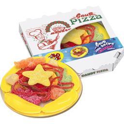 Look O Look Mini pizzas de bonbons acides la boite de 85 g
