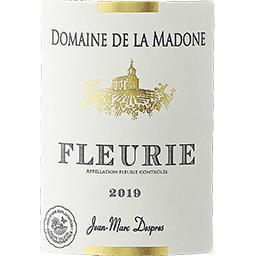 Fleurie Domaine de la Madone vin Rouge 2017