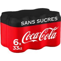 Zero - Soda au cola zéro sucres