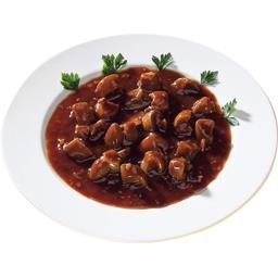 Rognon de porc sauce Madère
