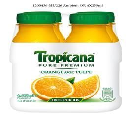 Pure Premium - Jus d'orange avec pulpe