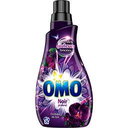 Lessive liquide noir profond Orchidée du soir