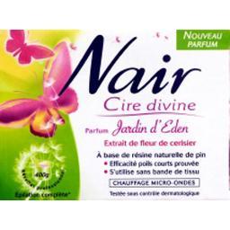 Cire Divine - Cire micro-ondable parfum Jardin d'Eden
