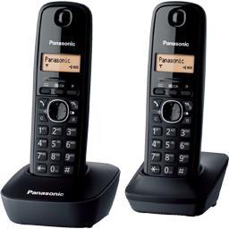 Téléphone sans fil Duo KX TG1612FRH
