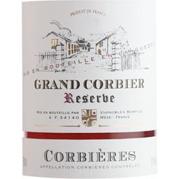 Corbières Grand Corbier Réserve, vin rosé