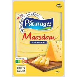 Maasdam tranchettes