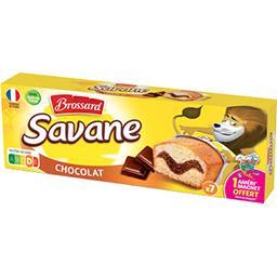 Savane - Gâteaux marbrés chocolat