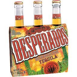 Bière aromatisée Tequila