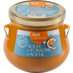 Sud Saveurs Soupe de poissons de roche le bocal de 750 g