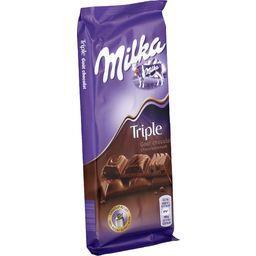 Chocolat au lait Triple goût chocolat