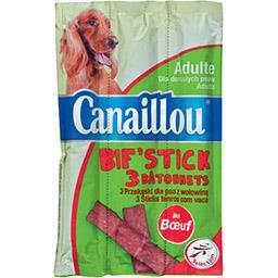 Bif'stick bâtonnets au bœuf pour chiens adultes