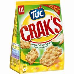 Tuc - Crackers saveur crème oignon