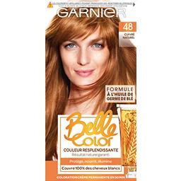 Belle Color - Crème Facil-color Cuivré Naturel 48
