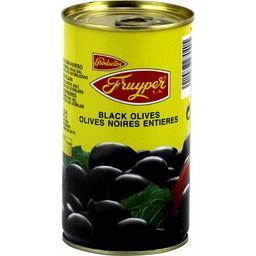 Olives noires entières