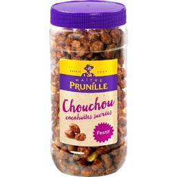Chouchou cacahuètes sucrées