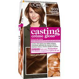 Casting - Couleur soin Crème Gloss Caramel Tendre 60...
