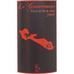 Le gouverneur, vin rouge