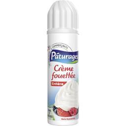 Crème fouettée entière