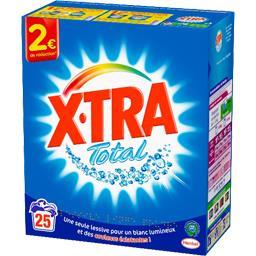 X•TRA Total - Lessive en poudre