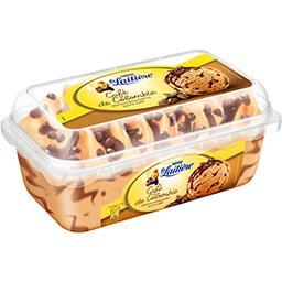 Nestlé La Laitière Crème glacée chocolat praliné noisettes caramélisées