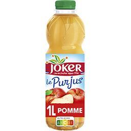 100% Pur Jus - Jus de pomme Les Cueillettes