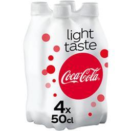 Coca Cola Light - Boisson rafraîchissante aux extraits végétau...