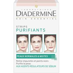 Strips purifiants peaux normales & mixtes