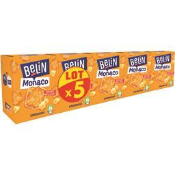 Belin Monaco - Biscuits apéritif à l'emmental