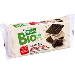 Toasts riz au chocolat noir BIO