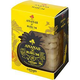 Giffard Ananas au rhum la bouteille de 50 cl