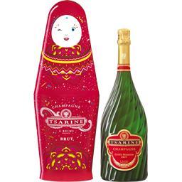 Tsarine Champagne cuvée Premium brut la bouteille de 1.5 l