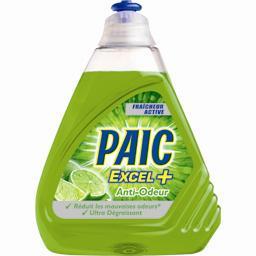 Liquide vaisselle Paic,PAIC,le flacon de 500 ml