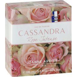 Jeanne Arthes Eau de parfum Cassandra rose intense le flacon de 100 ml