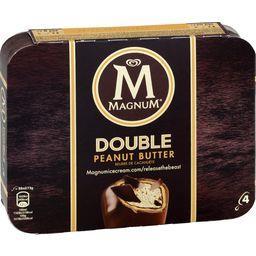 Bâtonnets de glace Double Peanut Butter