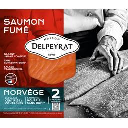 Le Saumon Norvège