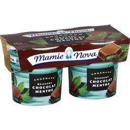 Gourmand - Desserts chocolat menthe