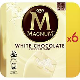 Magnum Magnum Glaces White