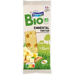 Emmental au lait cru BIO