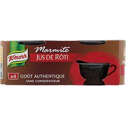 Jus de rôti goût authentique - Marmite