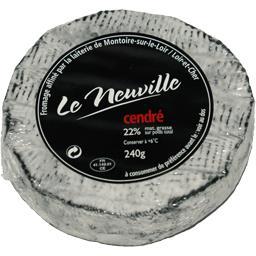 Fromage Le Neuville cendré le fromage de 240 g