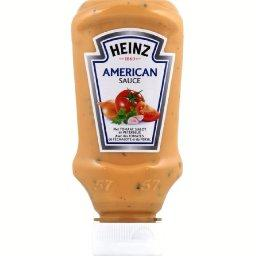 Sauce American avec tomates, échalote et persil