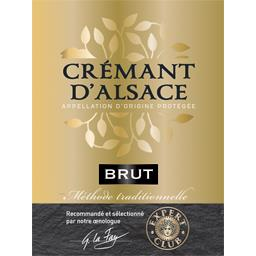 Crémant d'Alsace brut