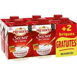 Secret de Crème semi-épaisse