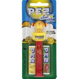 Distributeur bonbons Angry Birds et recharges