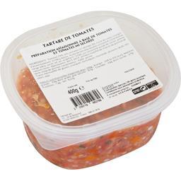 Sélectionné par votre magasin Tartare de tomates la barquette de 400 g
