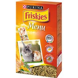 Menu Complete pour lapins nains et cochons d'inde