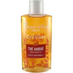 Eau de Cologne L'original thé ambré bergamote