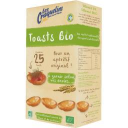 Toasts BIO