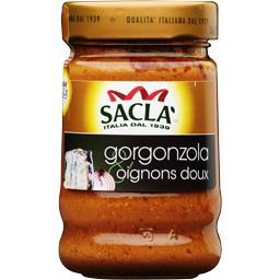 Sauce Gorgonzola & Oignons doux