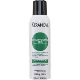 Kéranove Shampooing sec le flacon de 200 ml